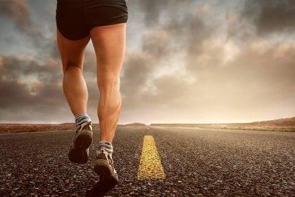 ריצת מרתון לעומת ריצת 100 מטר בתחום הדרופשיפינג